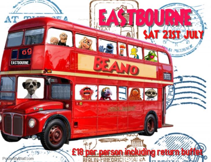 Eastbourne Coach Trip
