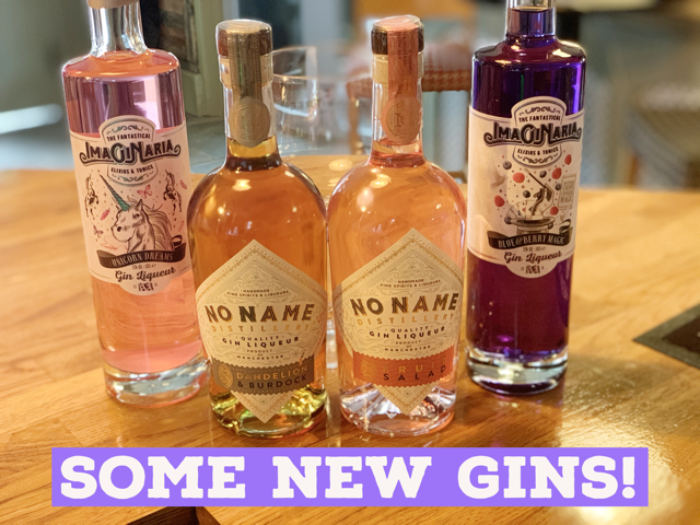 New Gins Available Today