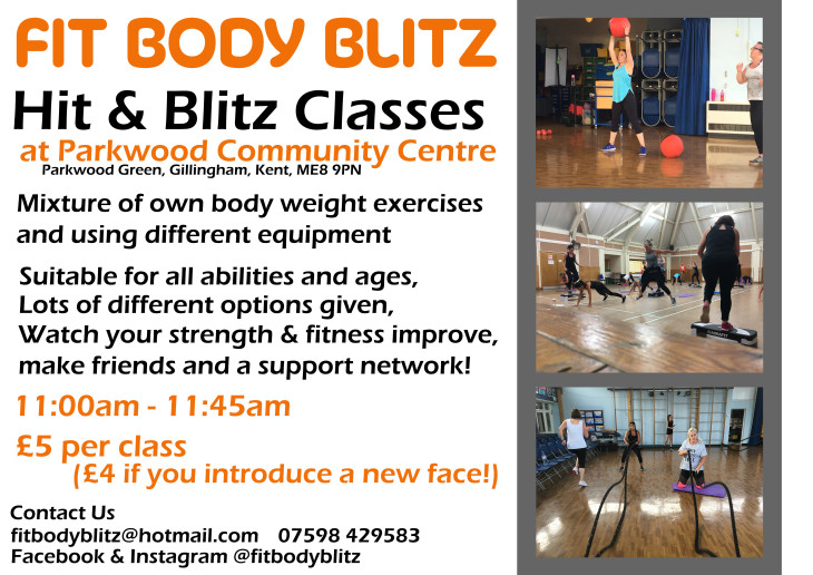 Fit Body Blitz