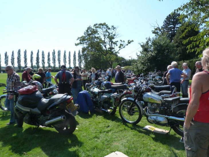 B.S.A Bike Show