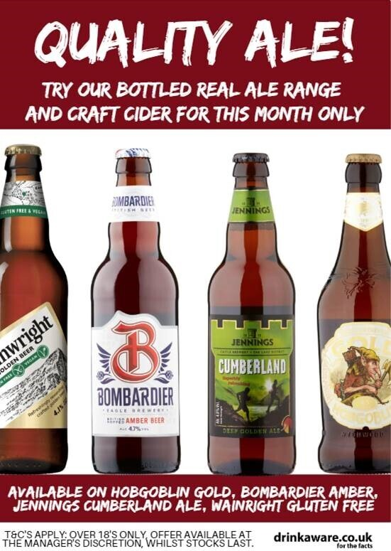 Beers of the Month
