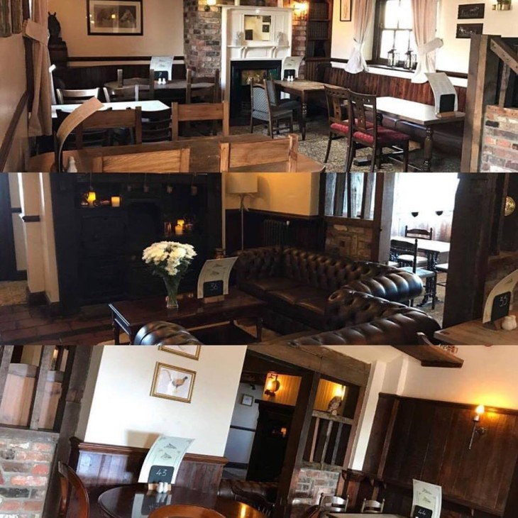 The Hamilton Russell is now open again