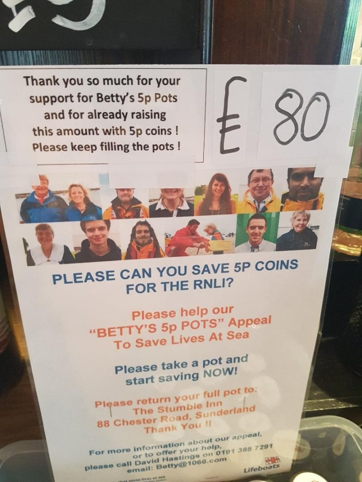 ******UPDATE (Betty's 5p pots)******