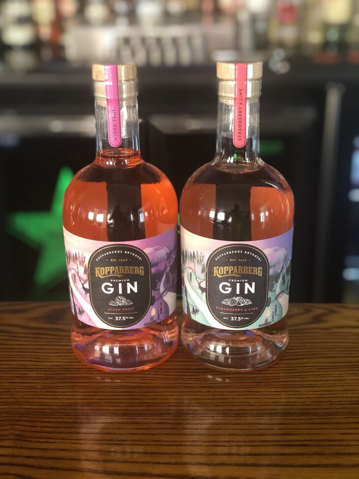 New Gins are in!