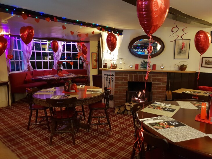 "Don't Forget Valentines Day ""Book Now"""
