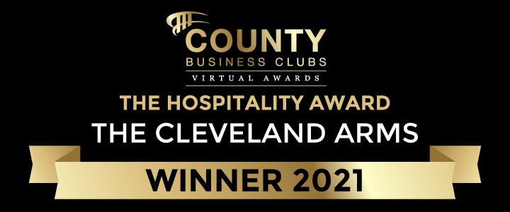 Best Hospitality Award 2021!!