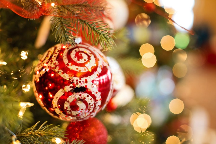 Christmas Fayre Menu