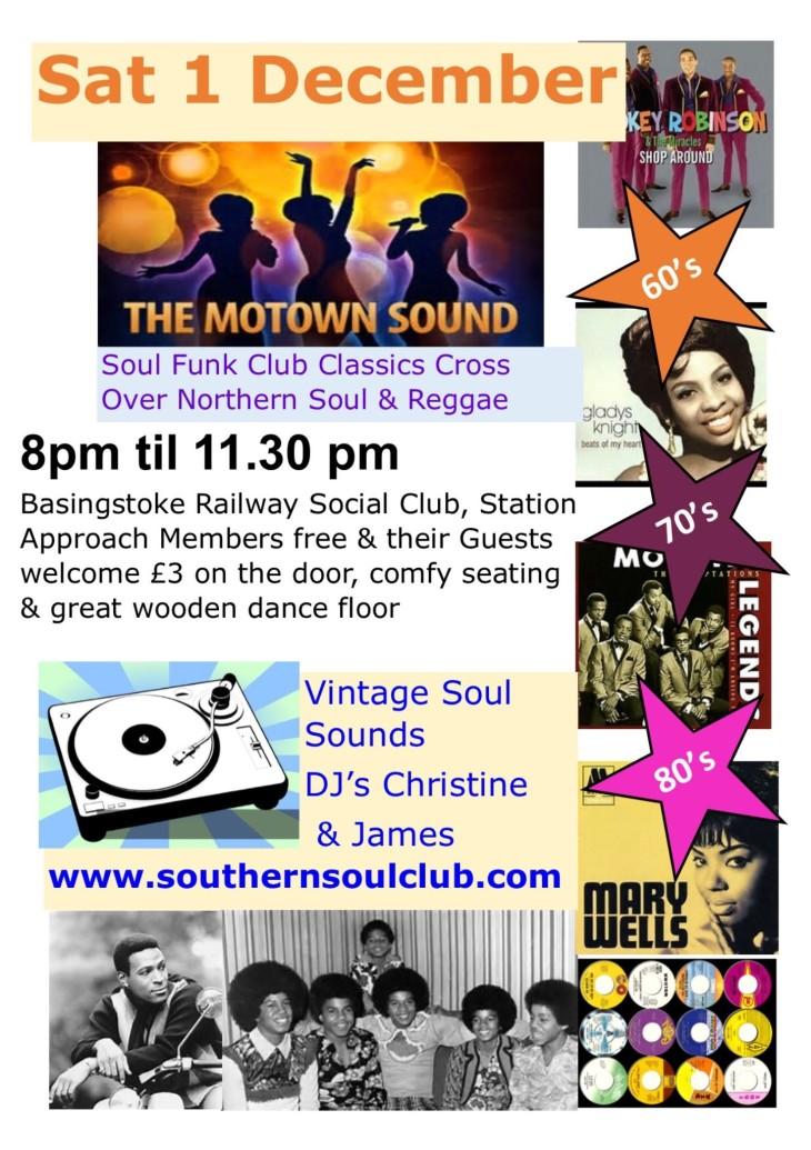 Motown Vinyl Disco
