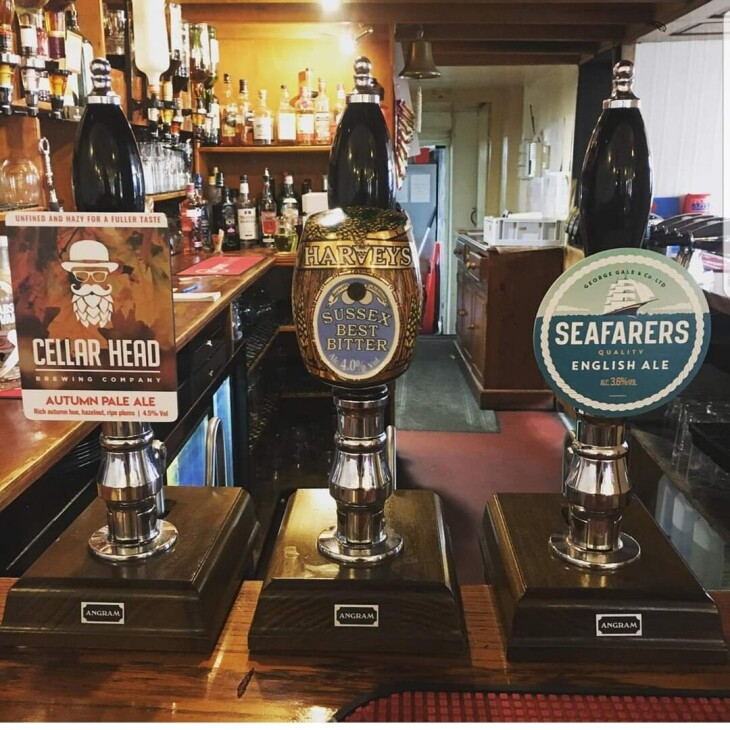 Guest Ales at The White Hart