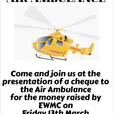 Air Ambulance Presentation