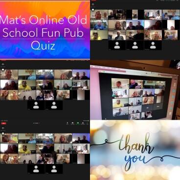 Last Fridays Mats Online Fun Pub Quiz