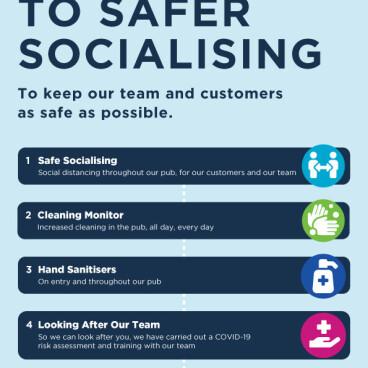 Safer Socialising