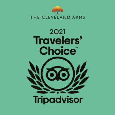Trip Advisor Travellers Choice 2021!!