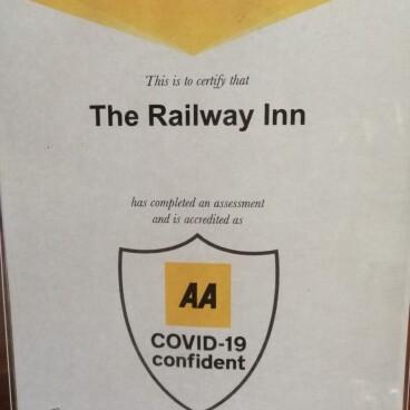 Covid 19 Confident