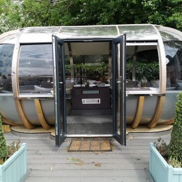 New to Hire VIP Party Pod