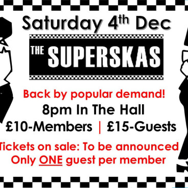SUPERSKAS ARE COMING BACK