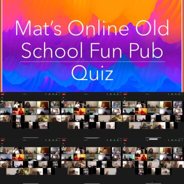 Last Fridays quiz
