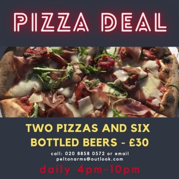 Pizza Deal!