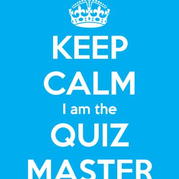 Quiz tonight!