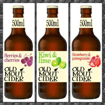 We now have Old Mout Cider available👏🏼