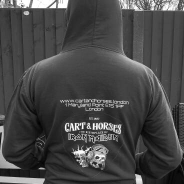 Cart & Horses Hoodies