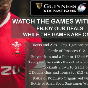 6 Nations Rugby