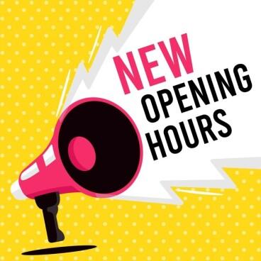 BCA Opening Longer + Sunday Bingo!