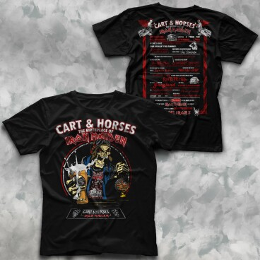 Cart & Horses T-shirt! SALE