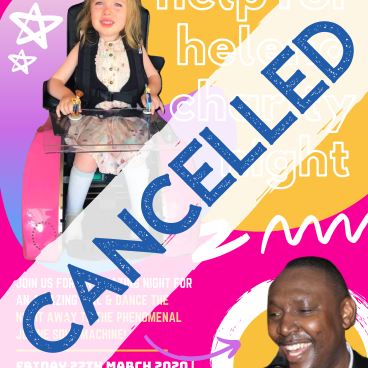 Help for Helena Event - Cancelled