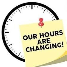 BCA NEW OPENING HOURS