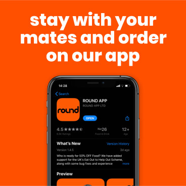 Download our new service app