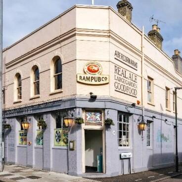 Visit our sister pub The Abercorn Arms