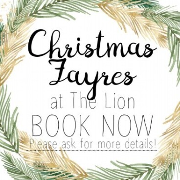 Now Taking Bookings for Christmas!!!