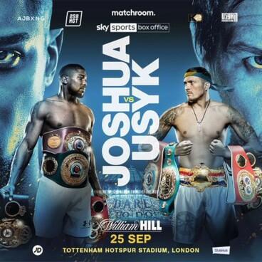 Sat Night Boxing
