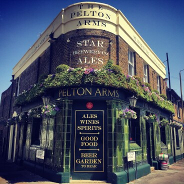 Crowdfunding - Save The Pelton Arms!
