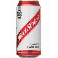 Red Stripe - 1 Pint Can Offer