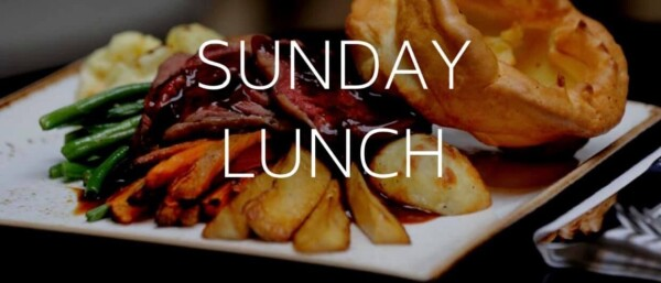 Takeaway Sunday Lunch