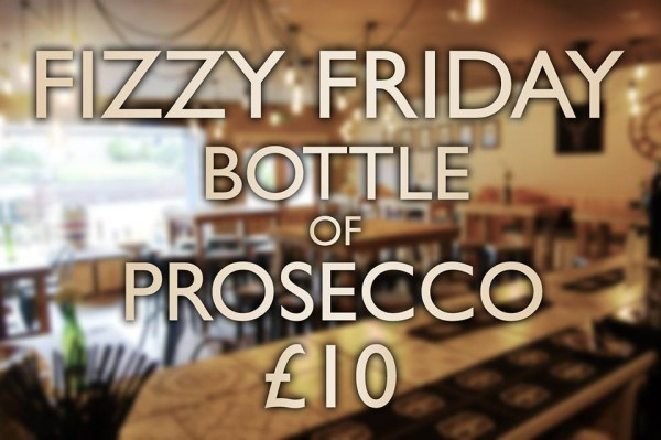 Fizzy Fridays At The One Eyed Stag