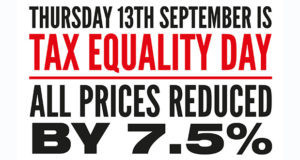Tax Equality Day