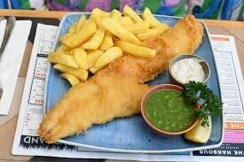 Friday fish & chip deal