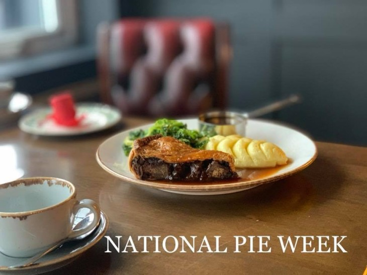 It's National Pie Week!
