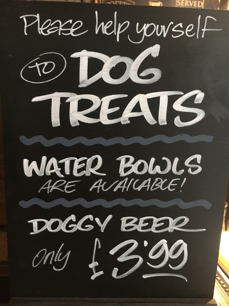 Doggy Beer