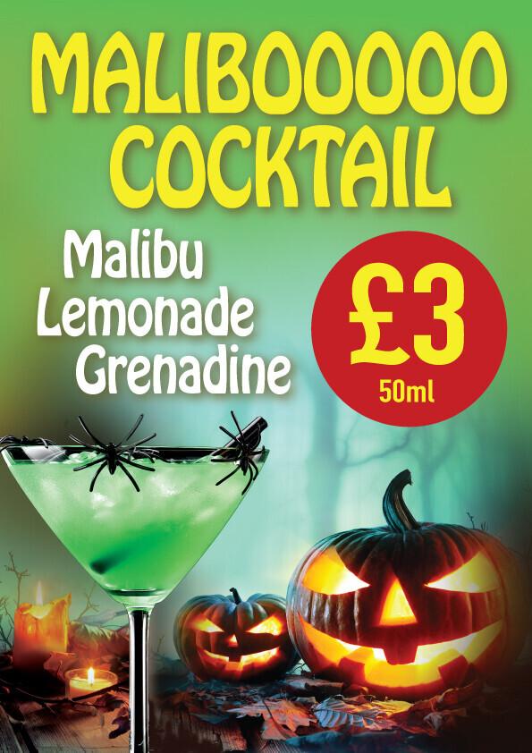 Malibooo Cocktail