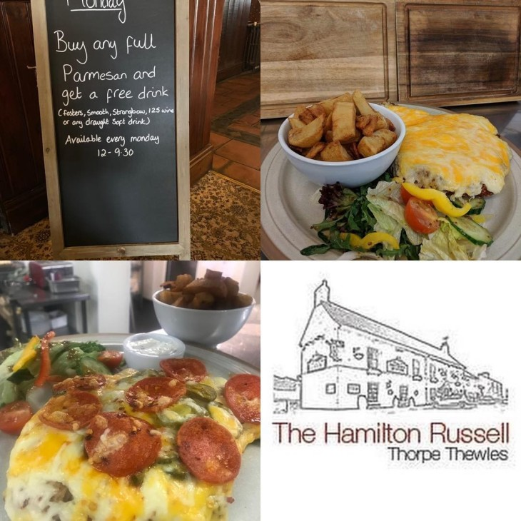 Special Offer at Hamilton Russell Arms