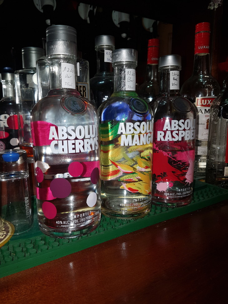 Friday is Absolut Day