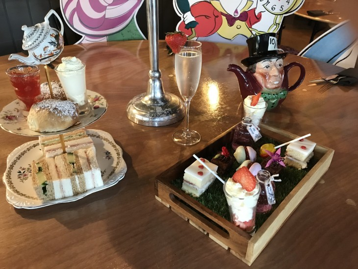 50% OFF AFTERNOON TEA