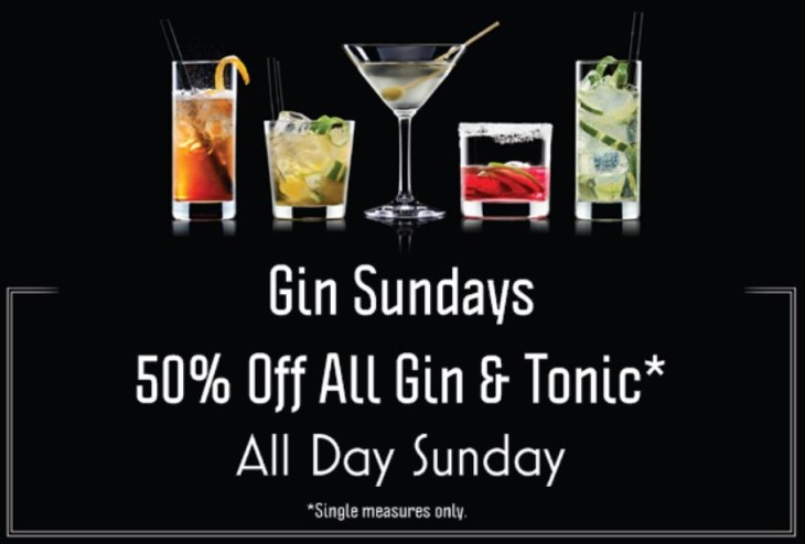 Gin Sunday's Return