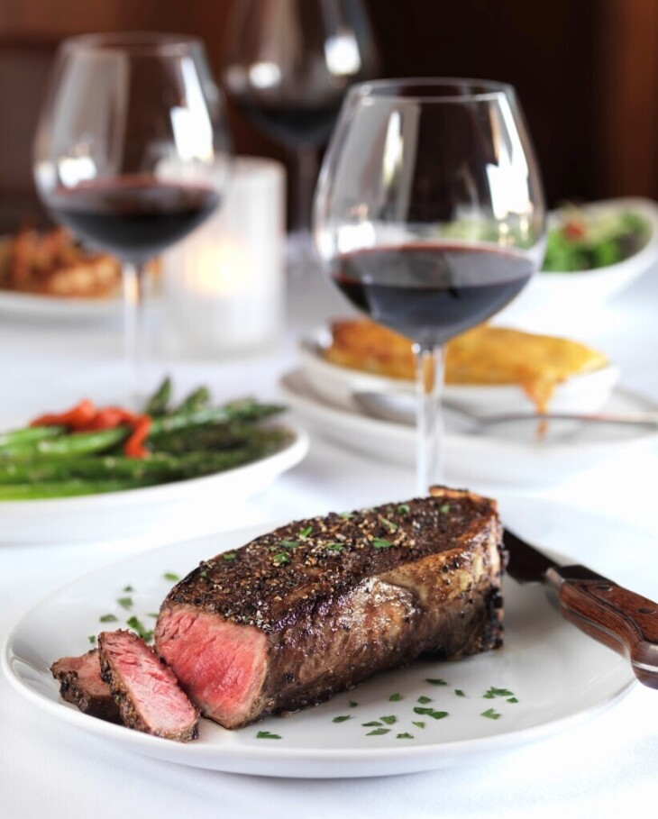 Thursday Steak Night