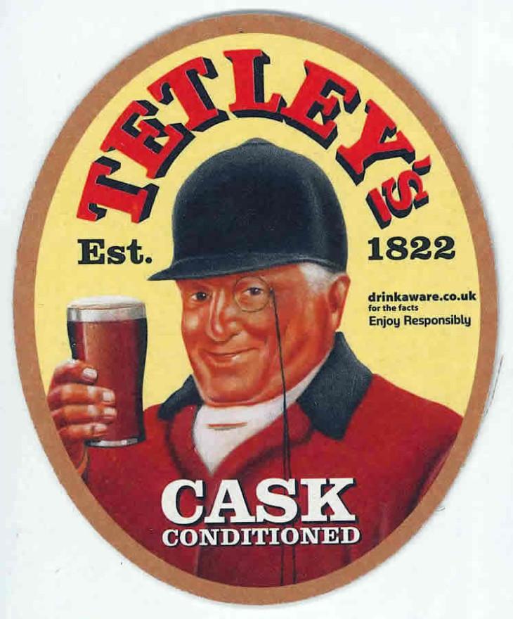 Grolsch and Tetleys £1.99 pint