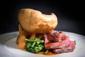 Sunday Lunch at The Plough Inn